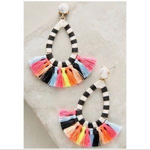 🆕 Baublebar    Summer Tassel Drop Earrings